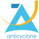 Logo medium anticyclone
