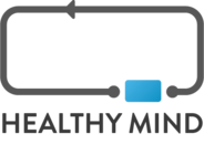 Logo medium healthymind