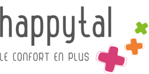 Logo large happytal